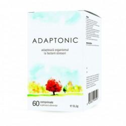 Adaptonic Reducerea Stresului 60 cpr Alevia