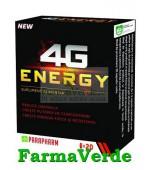 4G ENERGY 20 capsule Quantum Pharm Parapharm