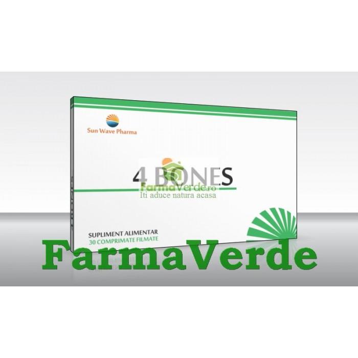 4Bones Plus 30 Cpr Sun Wave Pharma