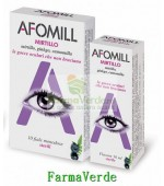 AFOMILL AFINE FORTIFIANT PICATURI OCULARE 10 fiole Af United Spa