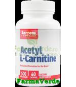 Acetyl L-Carnitine 500mg 60 capsule Jarrow Formulas Secom