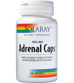 Adrenal Caps-Glanda 60 capsule Solaray Secom