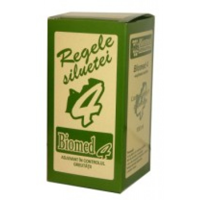BIOMED 4 REGELE SILUETEI 100 ml