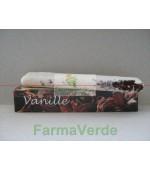 Baton efervescent cu vanilie 50 gr Village Cosmetics