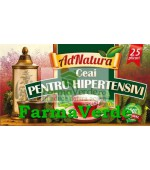Ceai pentru Hipertensivi 25 doze Adserv Adnatura