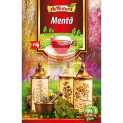 Ceai Menta 50Gr Adserv Adnatura