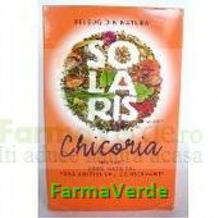 Chicoria cu Roscove 20 plicuri Solaris Plant