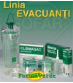 CLISMASAC aparat clisma acasa Triopharma