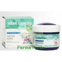 Crema intensiva antiacnee 15% extract de radacina de maral FAT3