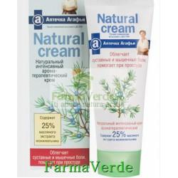 Crema aromoterapeutica cu 25% extract de ienupar cod FAN 2