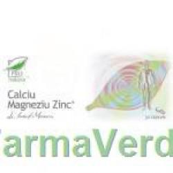 Ca Mg Zn 30 capsule Medica ProNatura