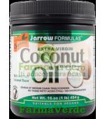 COCONUT OIL EXTRA VIRGIN Nuca de Cocos 473 gr Secom