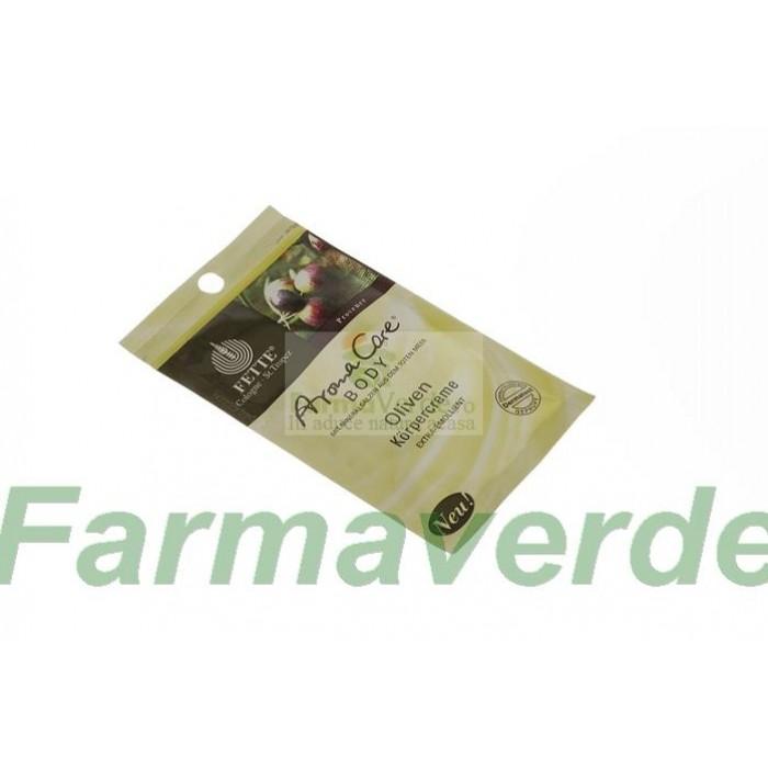 Crema de corp cu ulei de Masline 30 ml Dermasel Sysmed