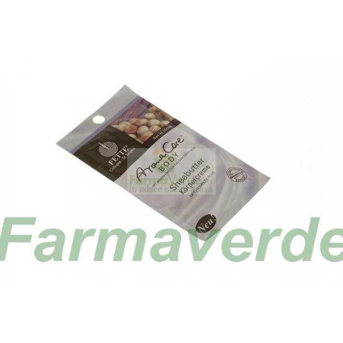 Crema de corp cu unt de Shea 30 ml Dermasel Sysmed