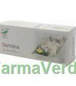 Damiana Tonic afrodisiac 30 capsule Medica ProNatura
