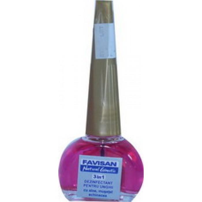 Dezinfectant unghii 12 ml Favisan
