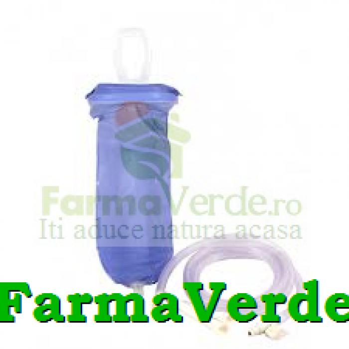Enteroclisma 1,2 L Aparat Clisma FLM Medical