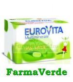 Europharm Multivitamine cu Ceai Verde 30 comprimate