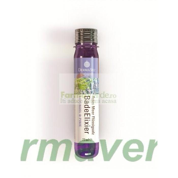 Elixir Levantica si Pin 75 ml Dermasel Sysmed