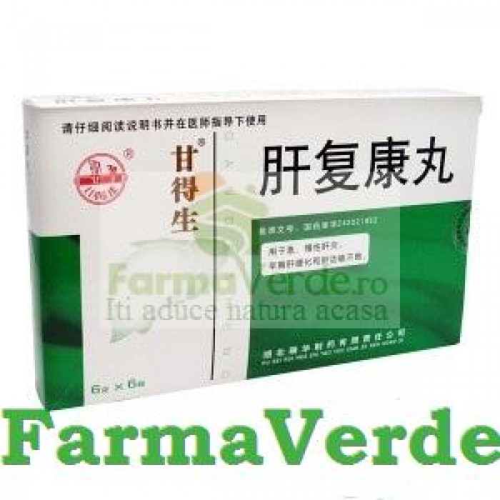 Ganfukang Wan 300 pastile BBM Medical