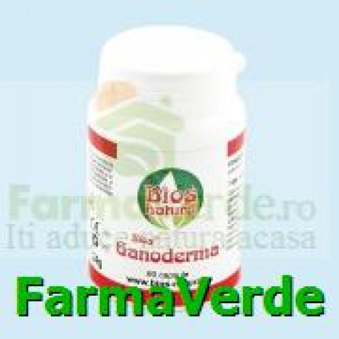 Ganoderma 60 capsule Bios Natura