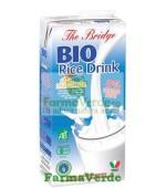 Lapte BIO din Orez cu Migdale 1L My BIO Natur