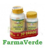 Lecitina 1200 mg 80 CPS +30CPS GRATIS! Walmark