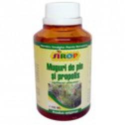 Sirop Muguri de Pin+Propolis 200 ml Pontica Elidor
