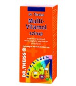 DR. THEISS - MULTIVITAMOL Sirop 1 + 200 ml