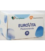 Eurovita Multiminerale 30 cpr