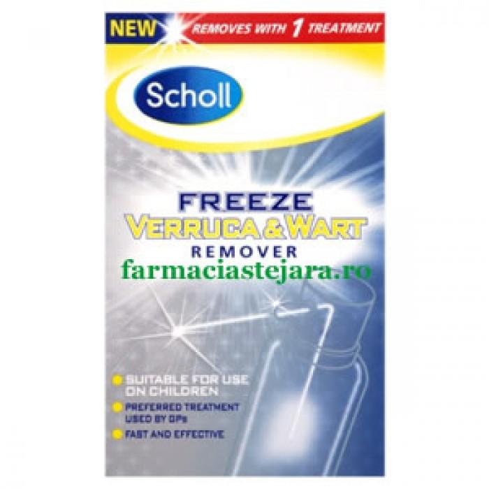 Spray pentru înlăturarea negilor, Cryopharma, Omega Pharma, 50 ml