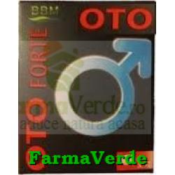 OTO FORTE POTENTA,DISFUNCTII ERECTILE 4 CAPSULE BBM