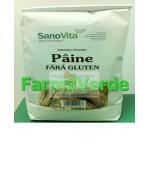 Amestec pentru paine fara gluten 1 kg Sano Vita