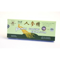 Extract Panax Ginseng 10ml 10 Fiole Buvabile L&L