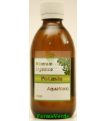 Potasiu Organic 200 ml Aghoras Invent