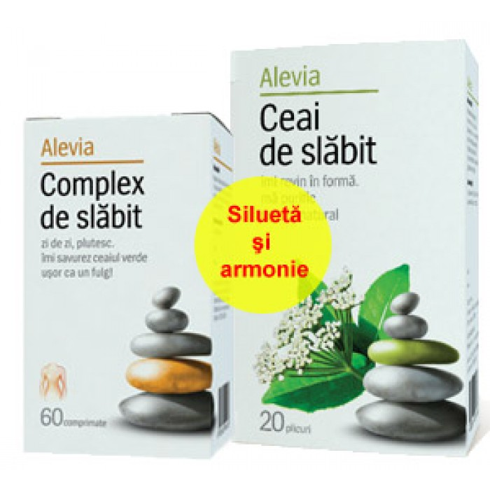 Complex Slabit+Ceai de Slabit Alevia