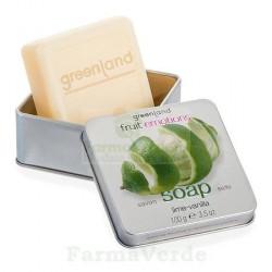 Sapun solid lamaie-vanilie 100 gr Greenland