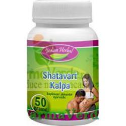 Shatavari Kalpa Pulbere Plante 250 gr Indian Herbal