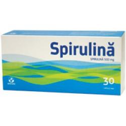 Biofarm Spirulina 500 mg 30 capsule