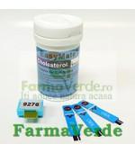 Teste Lamele de Testare Colesterol EasyMate Bioexpert