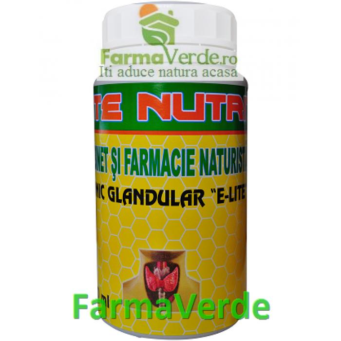 TONIC GLANDULAR 500 ml Elite Nutritia