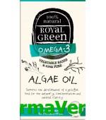 Ulei de alge Omega-3 60 capsule Royal Green