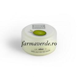 Unt de corp cu ulei de masline 150 ml GREENLAND