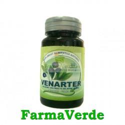 Venarter Afine negre 30 capsule Herbavit
