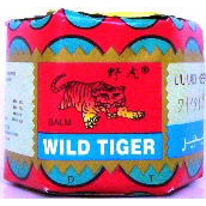 BALSAM CHINA WILD TIGER 18,4 G L&L