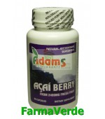 ACAI BERRY De Slabit 600 mg 60 capsule ADAMS VISION