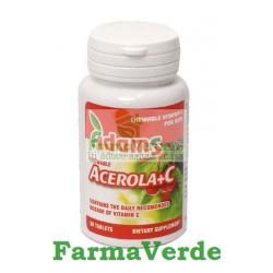 Acerola+C 30 tabete Adams Vision