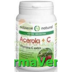 ACEROLA & VITAMINA C 30 cpr Noblesse Class Natural
