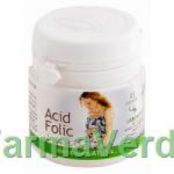 Acid folic 25 capsule Medica ProNatura