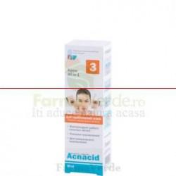 ACNACID Crema antiinflamatoare sebum control ten acneicUAC4